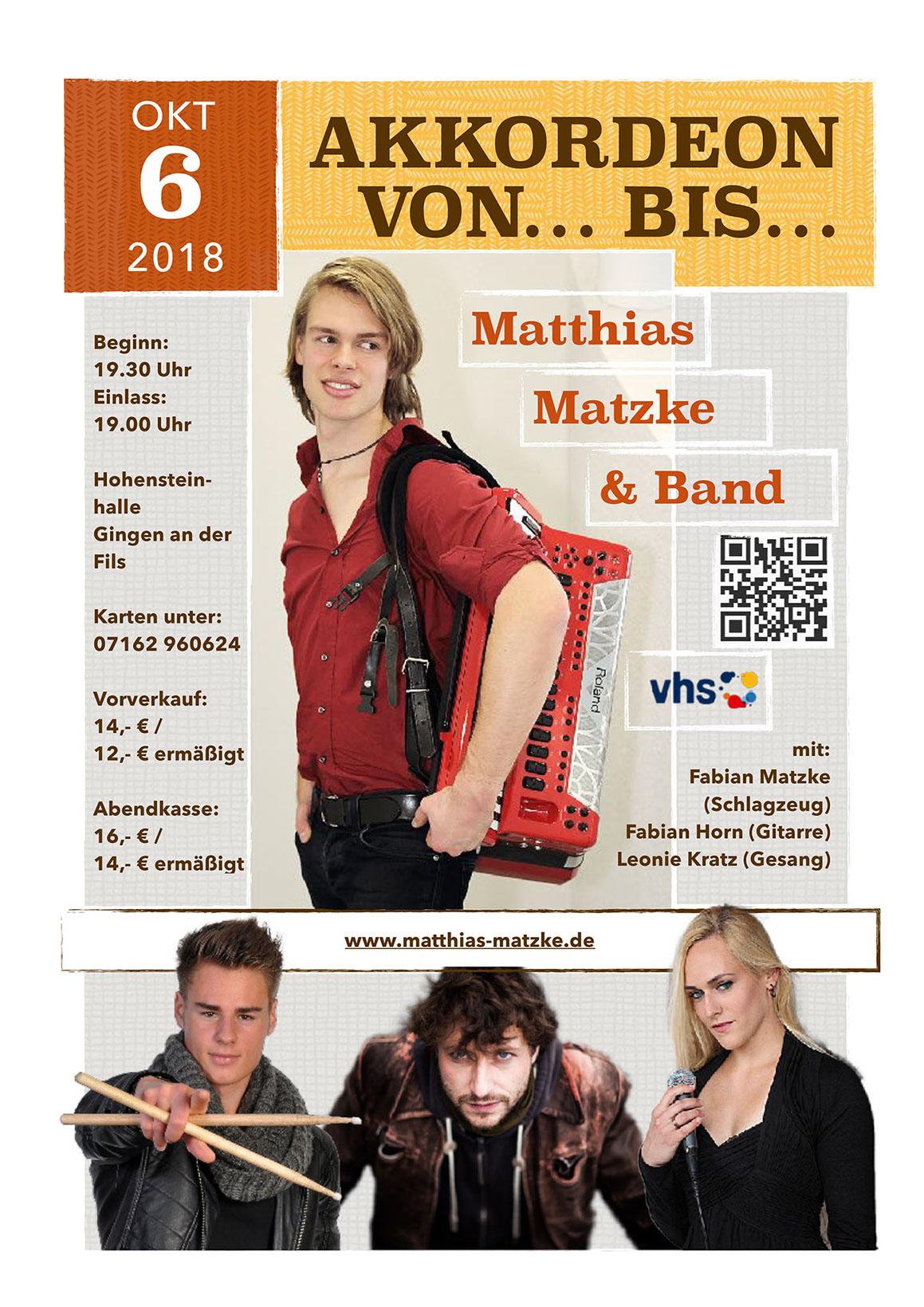 Matthias Matzke & Synthonic