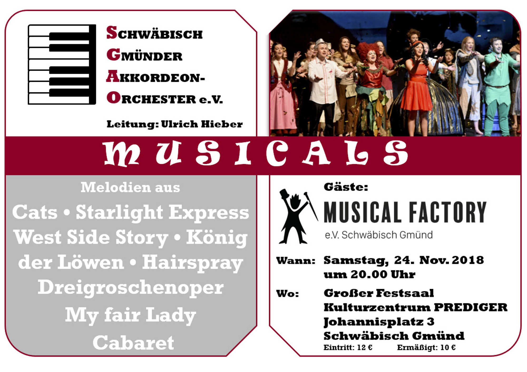 Fascinating Rhythm - MUSICALS