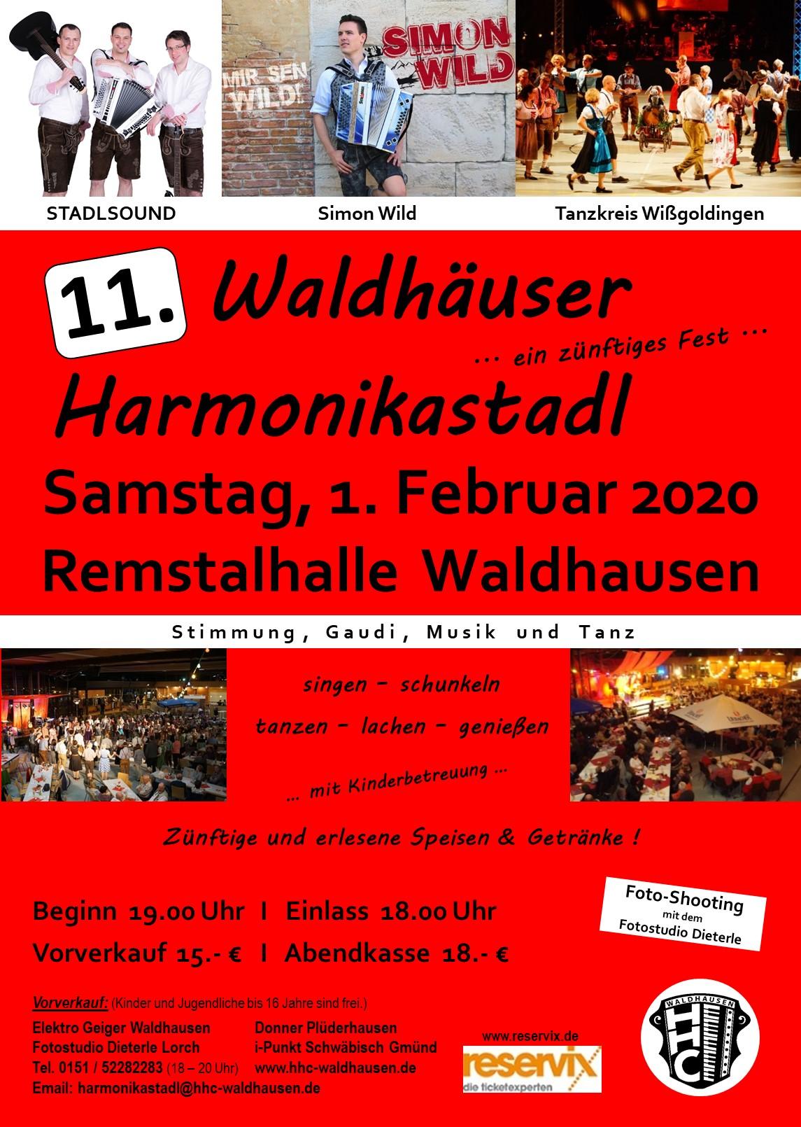 Waldhäuser Harmonikastadl